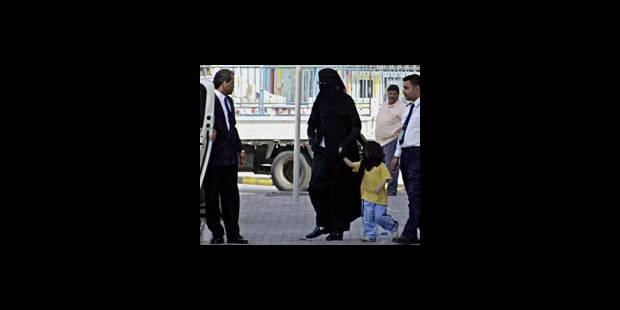 Michael Jackson en djellaba à Bahreïn