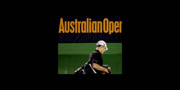Andy Roddick éliminé - La DH