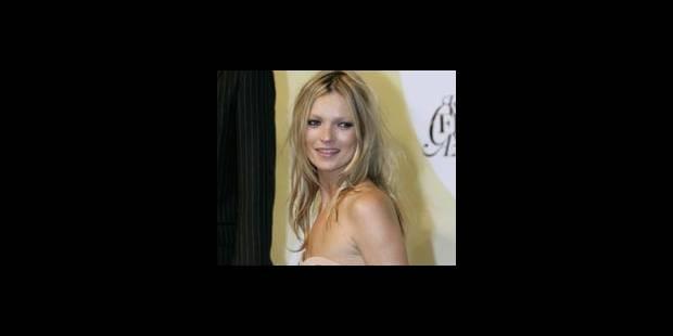 Kate Moss: entre les lignes... - La DH