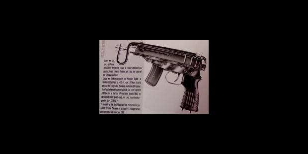 L'élève tire avec une mitraillette sur les profs - La DH