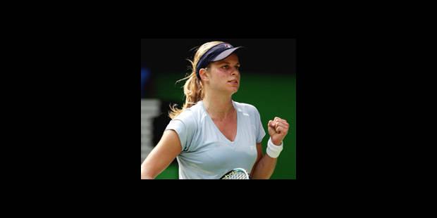 Premier test réussi pour Clijsters - La DH