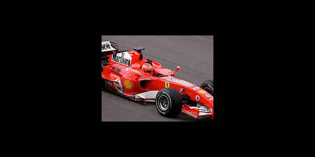Ferrari vise simplement le titre - La DH