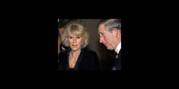 Première messe de Noël royale pour Camilla - La DH