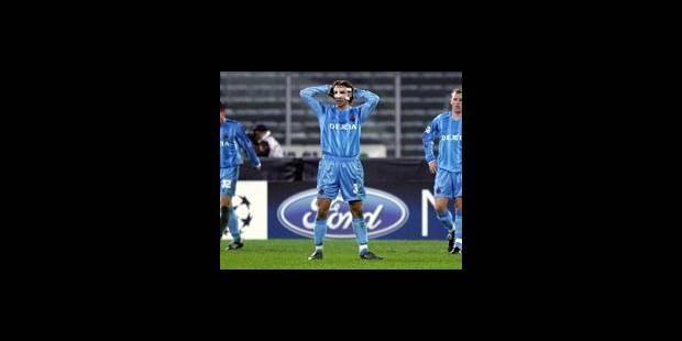Del Piero n'empêche pas le Club d'entrer en Uefa - La DH