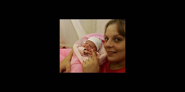 Le premier bébé téléréalité - La DH