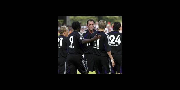 Ligue des champions - Anderlecht contre le PFC Neftchi - La DH