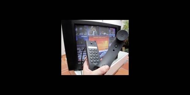 Belgacom lance la télévision du futur - La DH