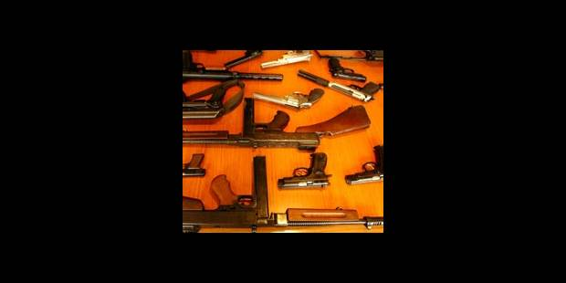 Armes prohibées à la pelle - La DH