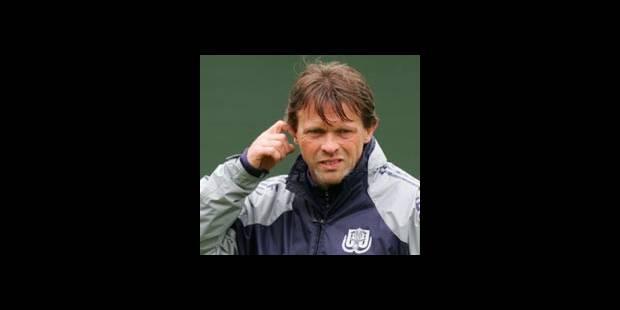 Anderlecht connaît son adversaire - La DH