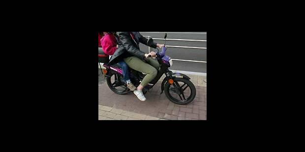 Le danger des scooters - La DH