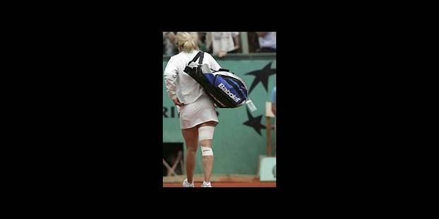 Roland Garros - Le grand trou noir de Clijsters - La DH