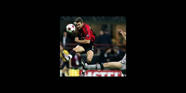 Le Milan AC prend une option sur la finale - La DH