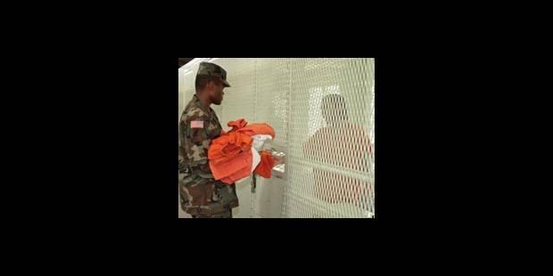Deux Belges détenus à Guantanamo rapatriés - La DH