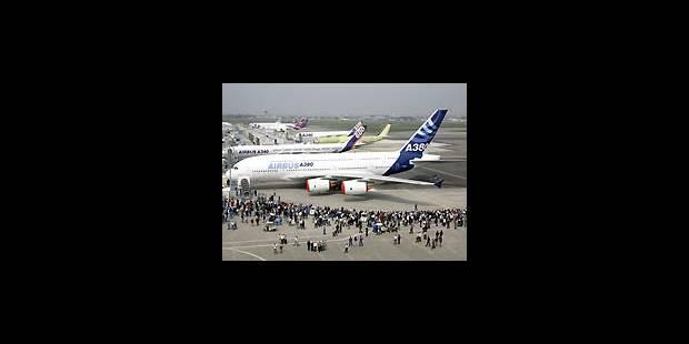 L'A380: un géant bientôt dans les airs - La DH