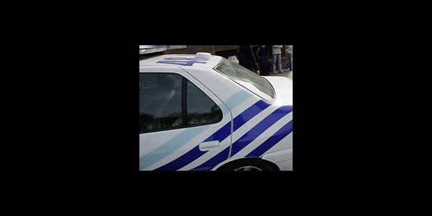 La police impliquée dans près de 2000 accidents - La DH