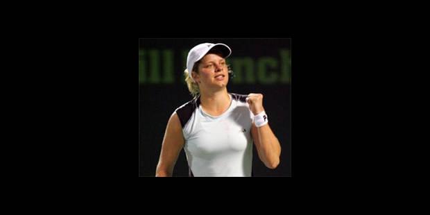 Clijsters rejoint Henin en huitièmes - La DH