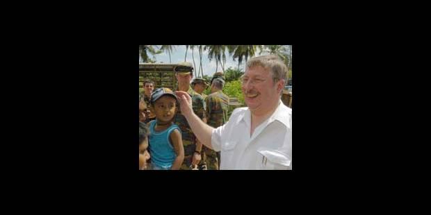 Séisme en Asie: une rue des Belges - La DH