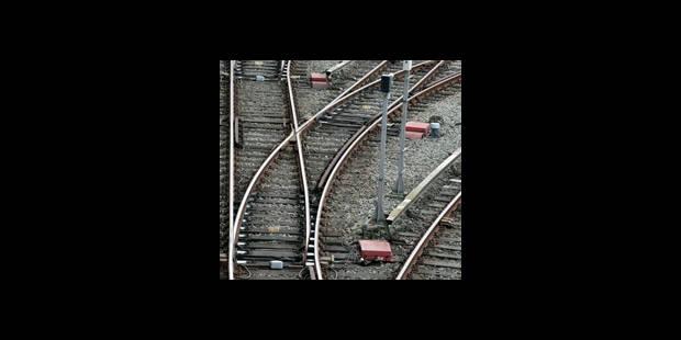 Investissements lourds dans le réseau ferroviaire wallon - La DH