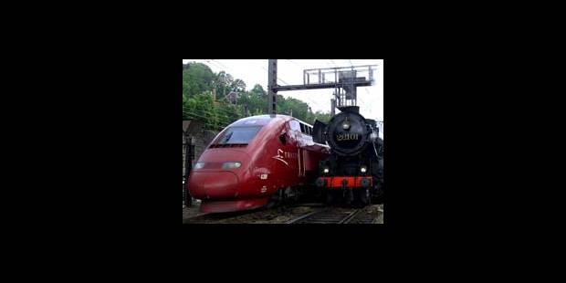 Le TGV a 10 ans en Belgique - La DH
