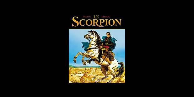 Le retour du Scorpion - La DH
