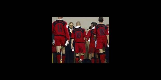 La saison noire du football belge... - La DH