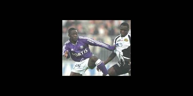 Revoilà Aruna, mais Anderlecht perd du terrain sur Bruges! - La DH