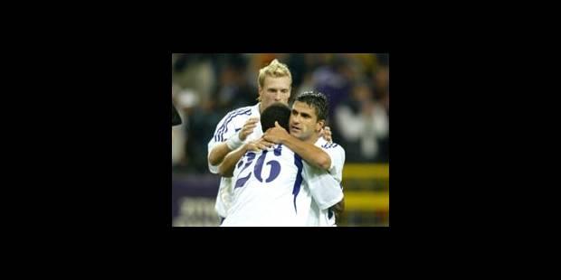 Anderlecht se qualifie avec la manière - La DH
