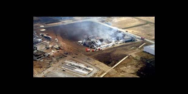 Explosion à Ghislenghien: ''une petite fin du monde'' - La DH