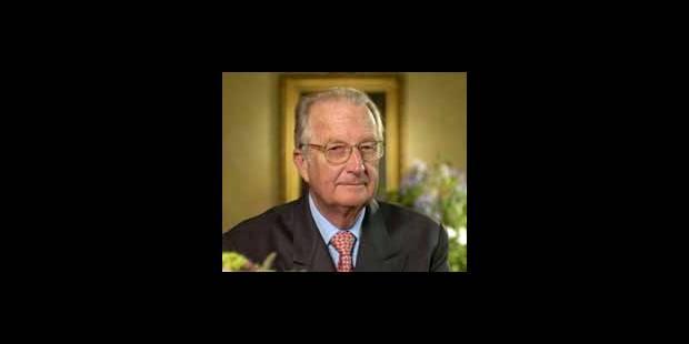 Le roi Albert II a prononcé son discours du 21 juillet - La DH