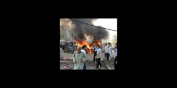 Irak - violences à Bassorah - La DH