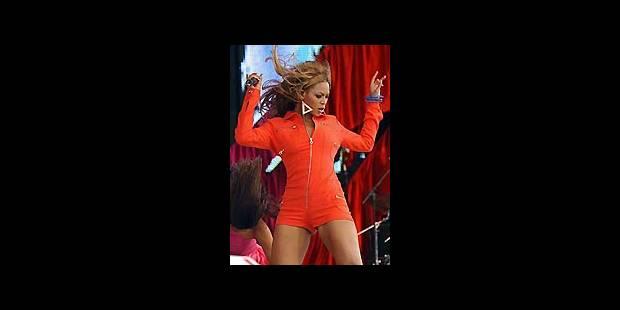 La diva Beyoncé en DVD - La DH