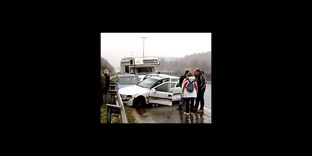 150 accidents par an! - La DH