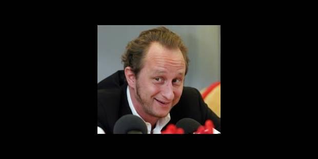 Benoît Poelvoorde, juré au Festival de Cannes - La DH