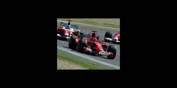 F1 / GP Saint-Marin - Cette fois, il a dû s'accrocher - La DH