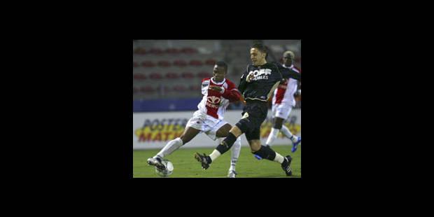 Mouscron - Première défaite en 2004 - La DH