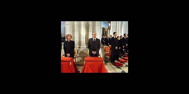 Les funérailles de Madrid se déroulent ce mercredi - La DH