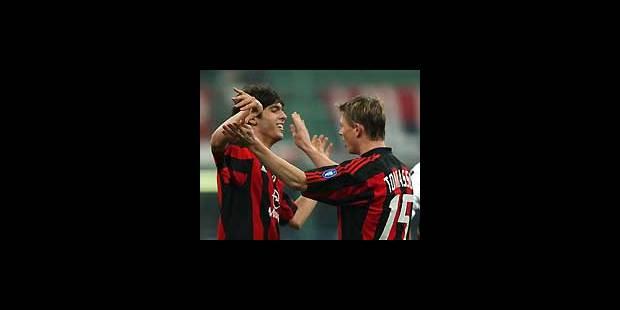 AC Milan et Porto s'assurent une sérieuse option sur les 1/2 - La DH