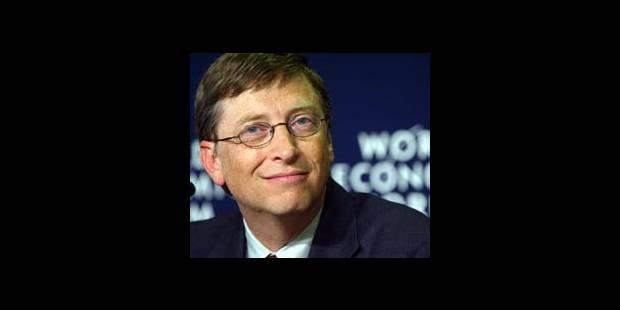Bill Gates toujours n°1, JK Rowling au club des milliardaires - La DH