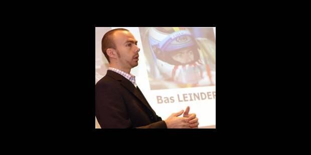 Bas Leinders: <i>«Signé avec Minardi depuis 15 jours»</i>