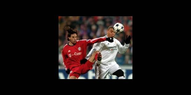 Champions League: le Real remercie Kahn - La DH