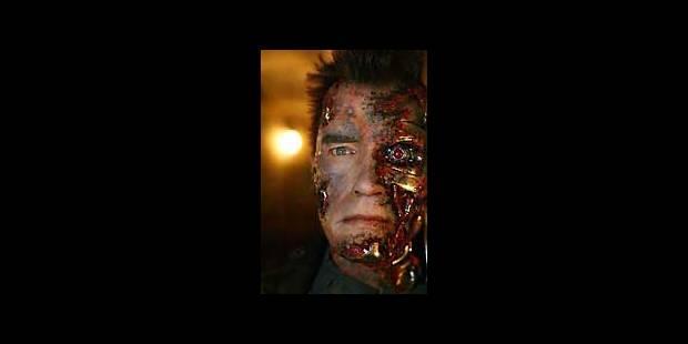 Vidéo -  Terminator 3: les adieux réussis de Schwarzenegger au cinéma - La DH