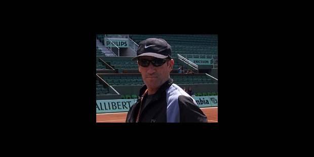 Australian Open - Justine Henin insultée par Brad Gilbert - La DH
