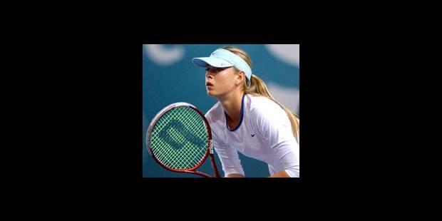Maria Sharapova bientôt au firmament? - La DH