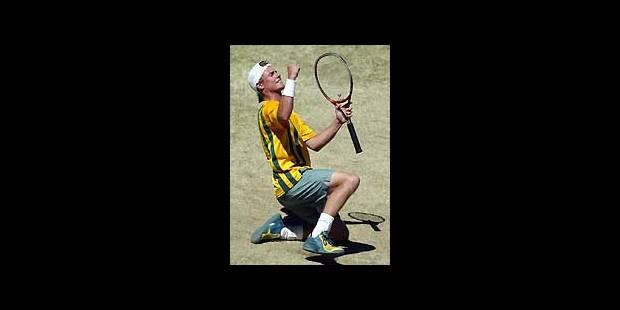 Coupe Davis: l'Australie et l'Espagne dos à dos - La DH