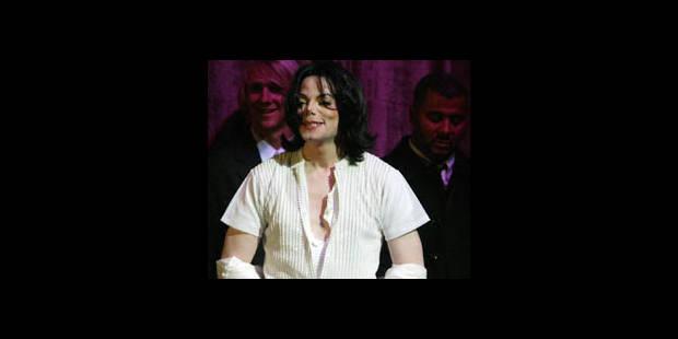Michael Jackson aurait accepté de se rendre jeudi - La DH