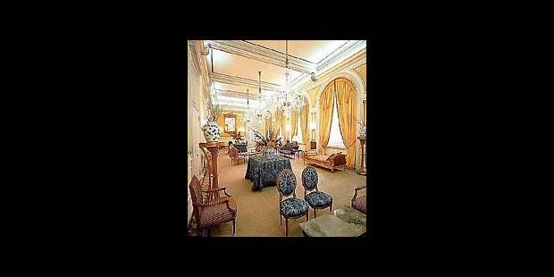 L'hôtel du vrai James Bond - La DH