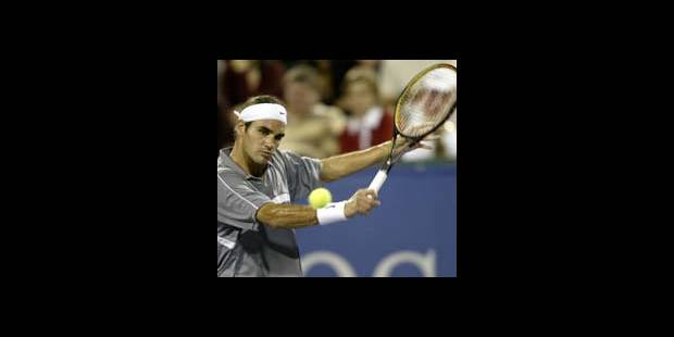 Federer, un maître incontesté - La DH