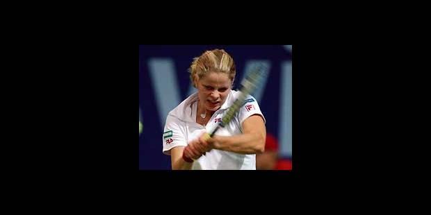 WTA Luxembourg: huitième victoire de la saison pour Clijsters