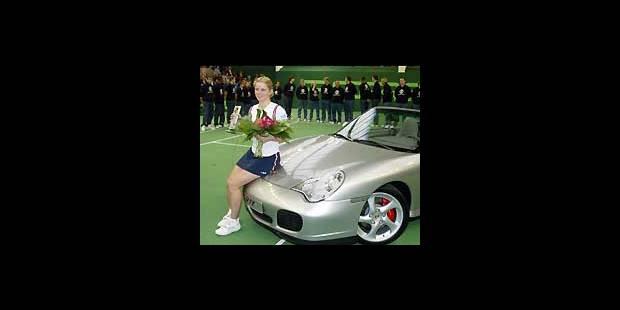 WTA Filderstadt: Kim reste numéro un