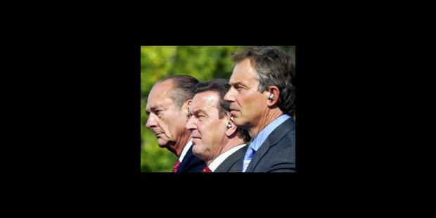 Un revers de plus pour Tony Blair - La DH